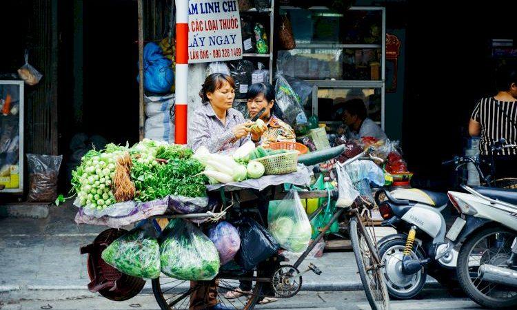 Life of Street Seller