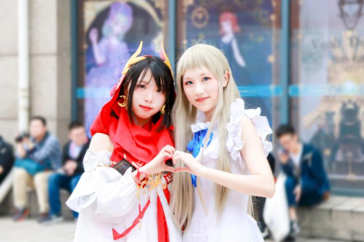 Cosplay Spreading Across South East Asia