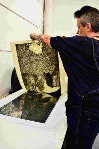 Dolores De Sade - Printing